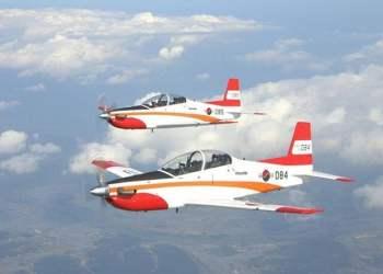 Aviones Coreanos