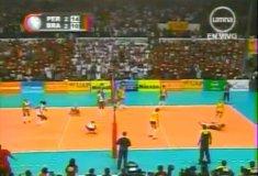 Punto de oro de la selección de Voleibol (Video cortesía Frecuencia Latina)