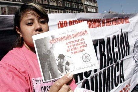 La castración es legal en Bolivia