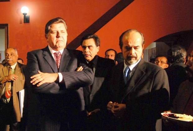 Mauricio Mulder y Alan García (Foto: Diario Correo)