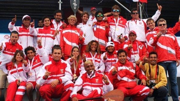La delegación peruana consiguió el campeonato en los  I Juegos Bolivarianos de Playa que se desarrolló en Lima