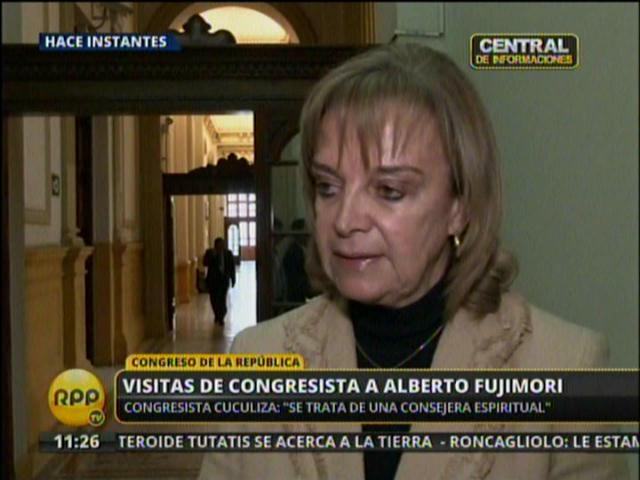 Luis María Cuculiza (Cortesía RPP TV Audio y Video)