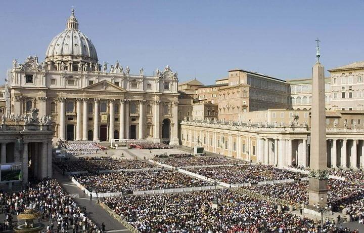 Vaticano (Difusión)