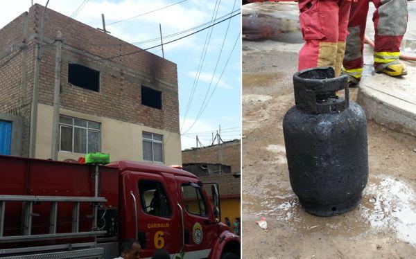 Tragedia en Chorrillos (Fotos: El Comercio, Ernesto Lastra)
