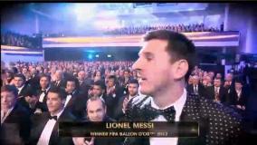 Lionel Messi es el ganador (Youtube)