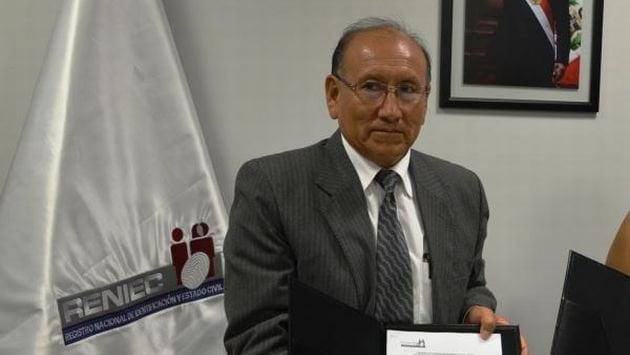Mariano Augusto Cucho Espinoza (Foto: Peru 21)