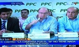 Rueda de prensa del PPC (ATV +)