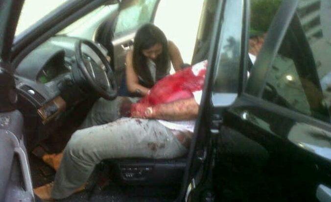Boris Foguel fue asesinado (Cortesía diario Critica)