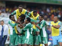 Nigeria volverá a disputar el título africano de fútbol tras golear 4-1 a Mali.