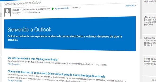 Adios Hotmail ahora es obligatorio migrar a Outlook