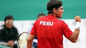 La selección de Copa Davis quedó a un solo punto de avanzar a la siguiente fase del Grupo II de la Zona Americana