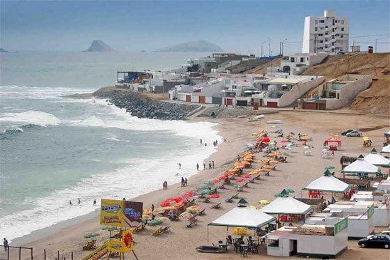 Playas de Lima