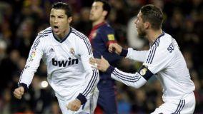 Con dos goles, Cristiano Ronaldo fue uno de los artífices del triunfo merecido del Real Madrid sobre Barcelona.