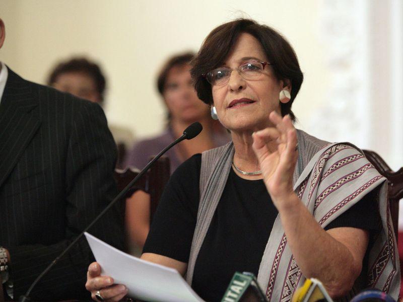 """Susana Villarán sobre sus obras: """"Puedo contar 20 y no pararía"""""""