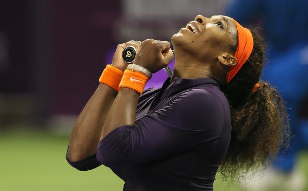 Avanzar a semifinales de Doha, le significó a Serena Williams alcanzar el liderato del ranking femenino de tenis.