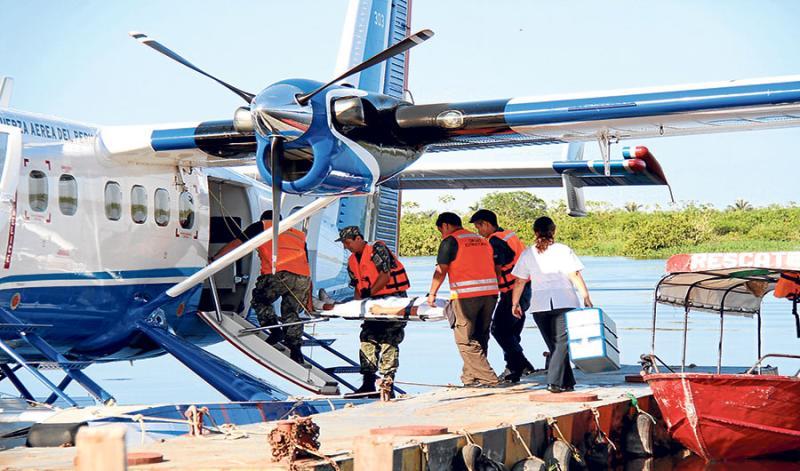 Fuerza Aérea Peruana compra 12 aviones Twin Otter