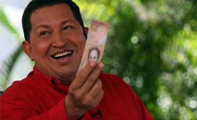 Hugo Chávez deja millonario legado