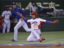 Cuba intentará acceder el lunes a la Ronda final del Clásico Mundial de Béisbol.