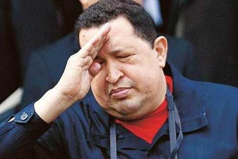 El adios de Hugo Chávez