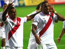 Jefferson Farfán y Jordi Reina emocionan a Perú (Foto: Peru.com)