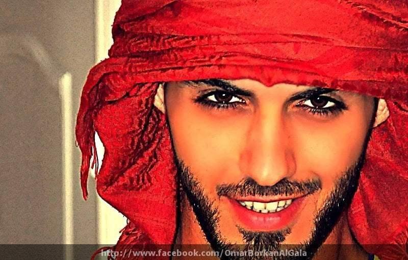 """Árabe famoso por ser demasiado guapo: """"Gracias por sus mensajes increíbles"""""""
