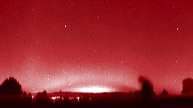 Un extraño arco rojo sobre Europa sorprende a científicos (RT)