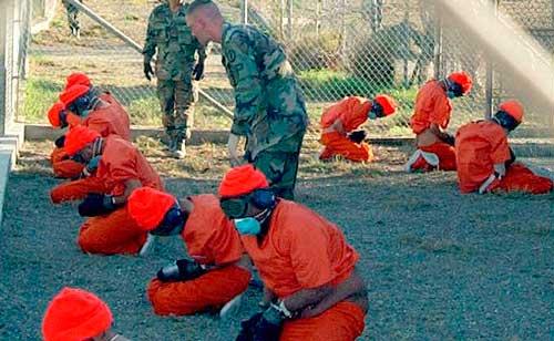 Presos de Guantánamo se declaran en huelga de hambre (Foto: lavozdelsandinismo.com/)
