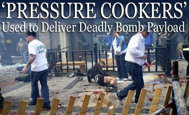 Atentado en Boston: Usaron bombas a presión y con esquirlas (Fox News)