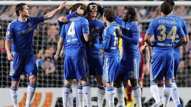 Cayó derrotado en Rusia pero clasificó. Chelsea jugará las semifinales de la Europa League, torneo donde es favorito para campeonar.