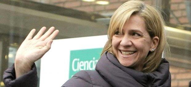 Cristina Federica de Borbón (El País)