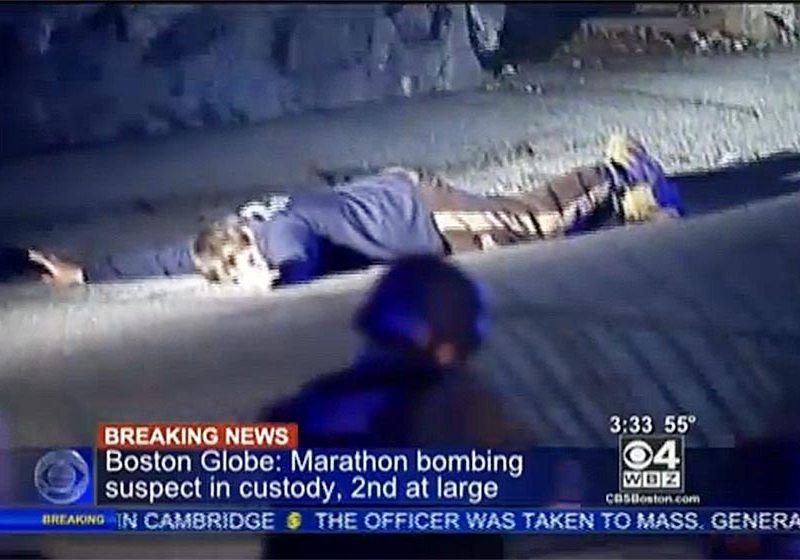 Boston: En medio de balacera detienen a sospechoso de atentado (Fotos)
