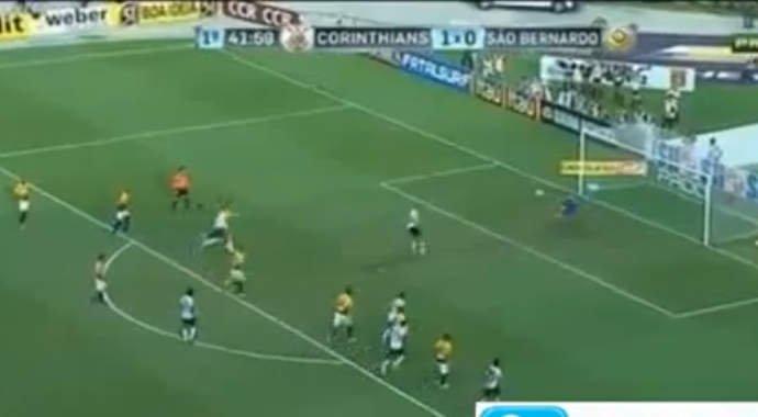 Vea el penal que falló Paolo Guerrero para el Corinthians