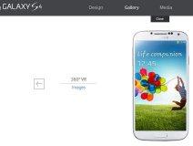 Aquí un adelanto del Samsung Galaxy S4 que sale a la venta el jueves