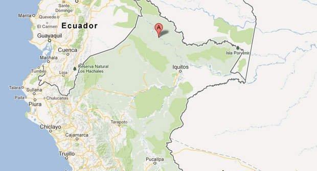 Cae helicóptero con 13 personas en la selva de Loreto