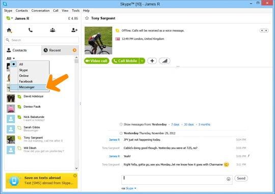 Fin del Messenger: Aquí un tutorial para migrar a Skype