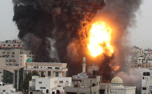 Israel y palestinos retoman el fuego en la Franja de Gaza