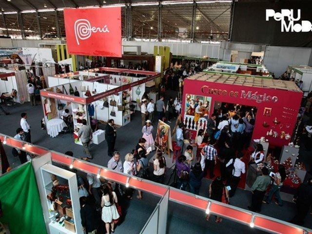 Perú Moda y Perú Gift Show 2013 generó negocios por los próximos 12 meses.