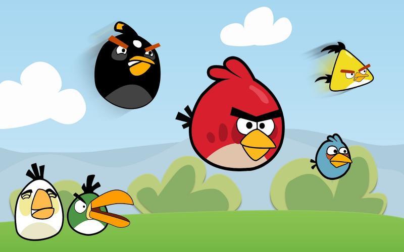 Prometen película de los Angry Birds para el 2016