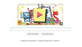 Google celebra el Día de la Madre con original Doodle