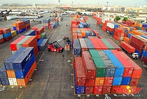 Las exportaciones regionales presentaron una baja en sus envíos totales.