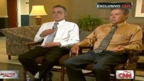 En CNN, Pedro y Onil Castro niegan participación en secuestro de tres jóvenes