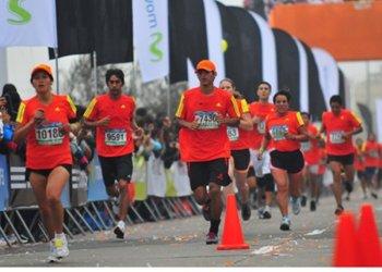 Participante de maratón Lima 42K sufrió pre infarto y ayuda demoró en llegar