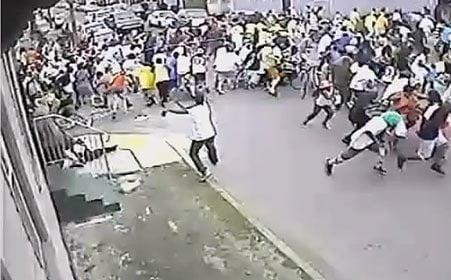 (Video) Así fue el tiroteo durante desfile en Nueva Orleans