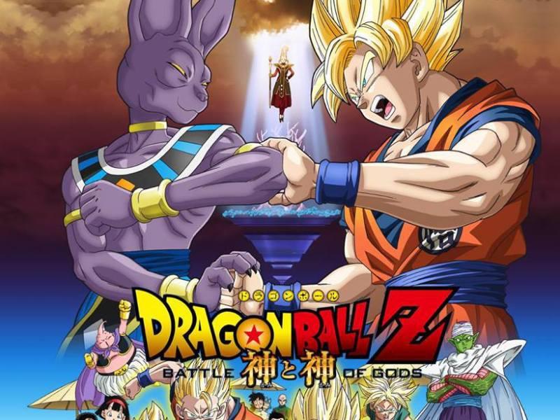Dragon Ball Z: The battle of gods se estrenará en el Perú