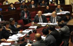 Investigación a Alejandro Toledo queda en manos del Pleno del Congreso