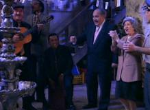 Sabías que Alberto Andrade actuó y cantó en una teleserie, aquí el video