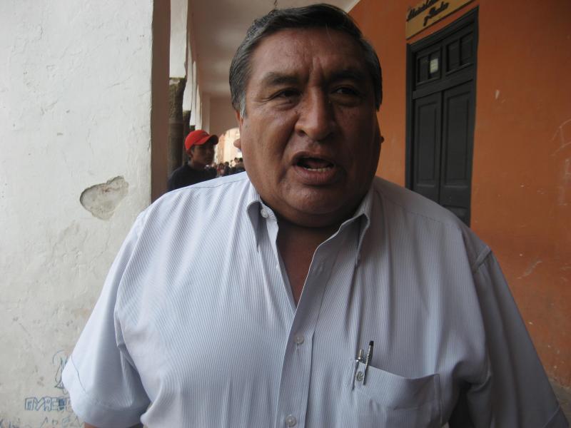"""Rofilio Neyra: """"Me reuniré con mis abogados y analizaré video"""""""