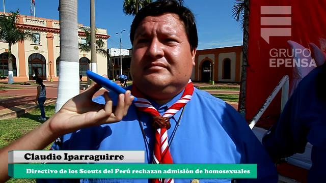 Scouts del Perú mantienen la puerta cerrada a comunidad gay (Video)