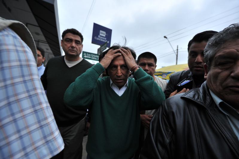 Alejandro Toledo pretendería asilarse en Israel adelanta revista Caretas