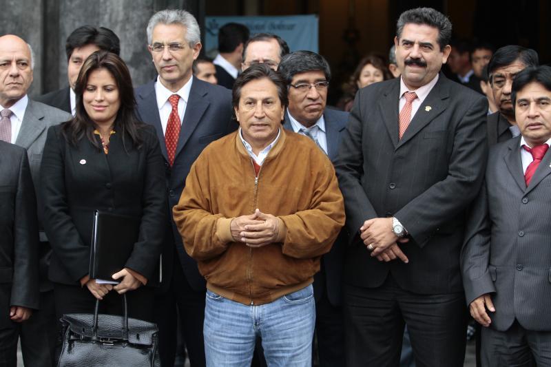 """Legisladora de Perú Posible admite que Toledo cometió un """"grave error"""""""